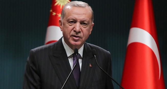 Erdoğan açıkladı! Esnafa kira yardımı, yılbaşında sokağa çıkma yasağı!..