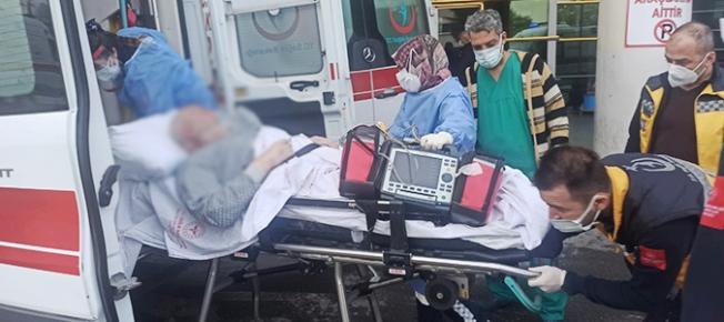 Malatya'da Hastanede korkutan yangın! Koronalı hastalar nakledildi