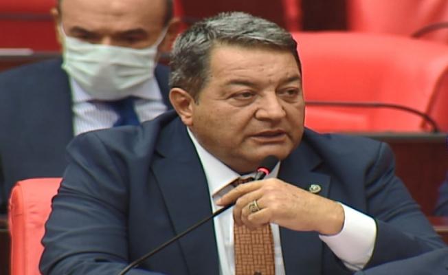 Milletvekili Fendoğlu TBMM'de Malatya'nın o sorununu gündeme getirdi!