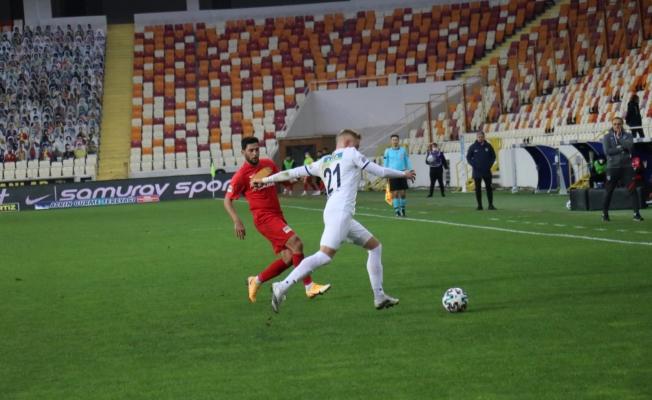 Süper Lig: Yeni Malatyaspor: 2 - Kasımpaşa: 0 (Maç sonucu)