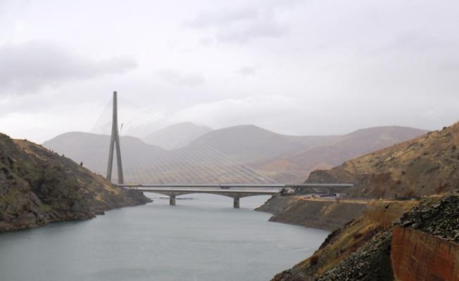 Yeni Kömürhan Köprüsü ve tüneli 26 Aralık'ta açılacak
