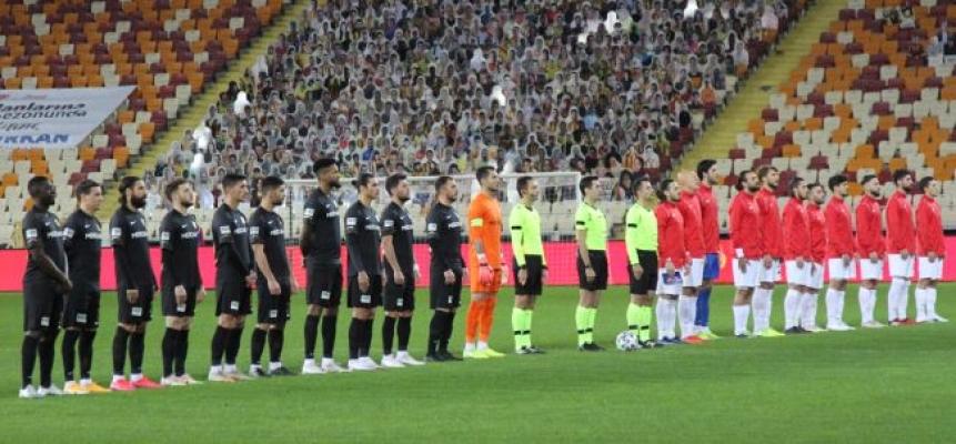 Yeni Malatyaspor, kupa maçında Hekimoğlu Trabzon'a fark attı: 5-0