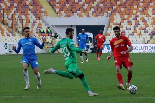 Yeni Malatyaspor kendi sahasında hayal kırıklığı yaşadı: 3-1