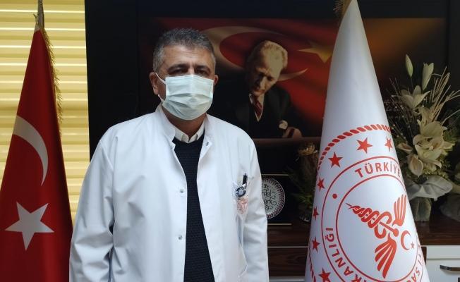 """Başhekim Aktürk'ten aşı değerlendirmesi  """"Tartışmalar gereksiz..."""""""