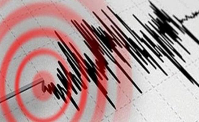 Elazığ'da korkutan deprem! Malatya'da da hissedildi!
