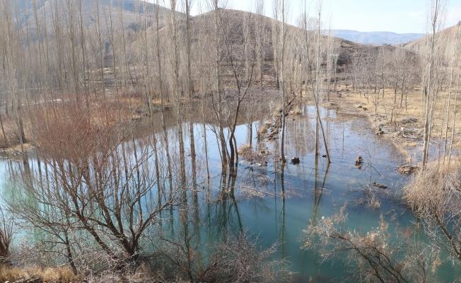 Malatya'da kuruldu, Sivas'ı sular altında bıraktı