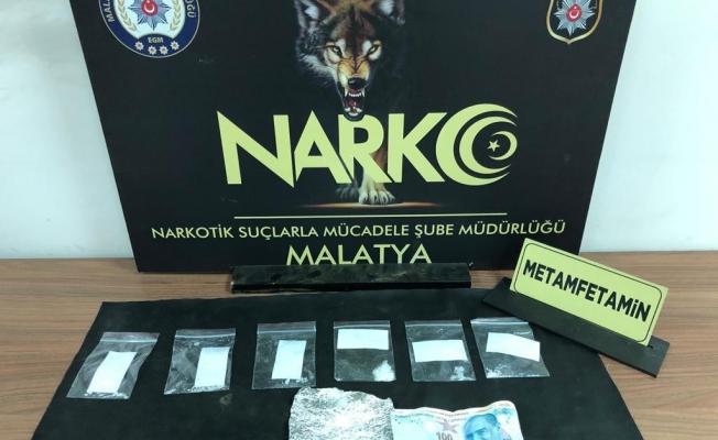 Malatya'da uyuşturucuya geçit yok! 2 kişi tutuklandı