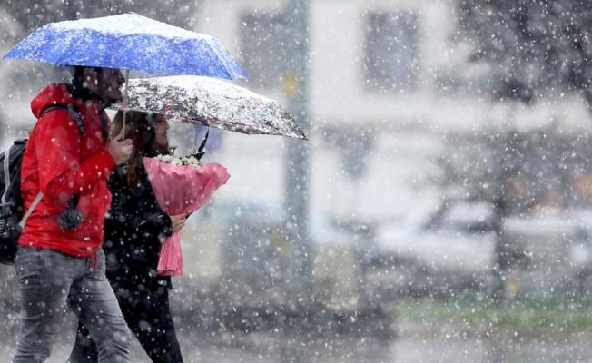 Malatyalılar dikkat! Meteoroloji yağış ve kar uyarısı yaptı