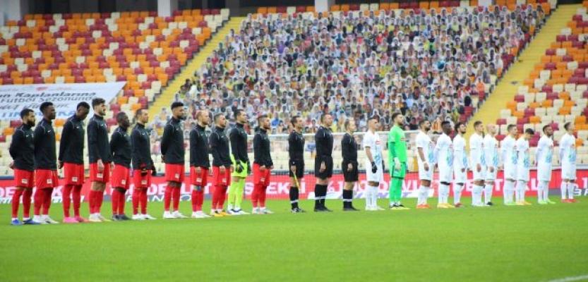 Yeni Malatyaspor ikinci yarıda gol oldu yağdı: 4-1