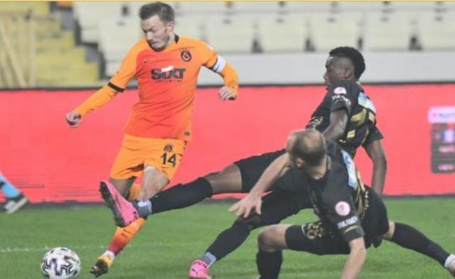Yeni Malatyaspor penaltılarda yıkıldı! Kupaya veda etti...
