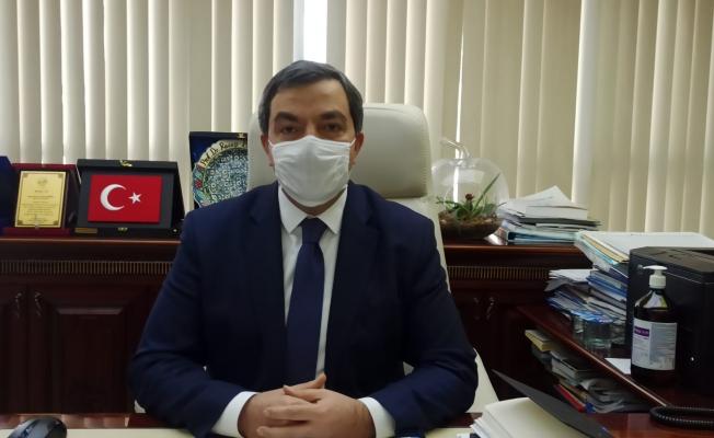 İl Sağlık Müdürü Bentli'den mutasyonlu virüs açıklaması... Malatya'da kaç vaka var?