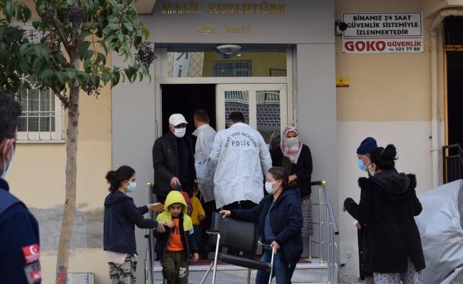 Malatya'da 3'üncü kattan düşen kadın hayatını kaybetti