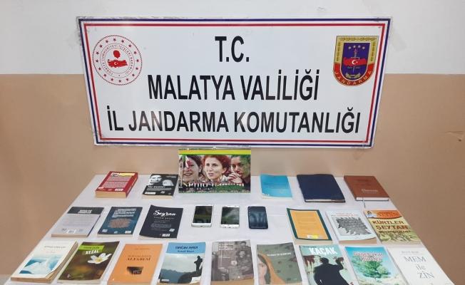 Malatya'da terör propagandası yapan 3 kişi gözaltına alındı