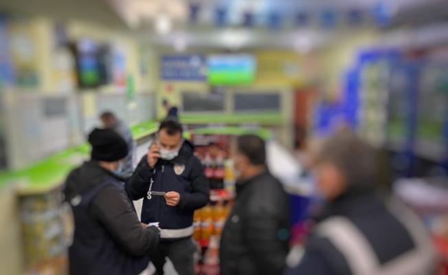 Malatya'da yasa dışı bahis denetimi