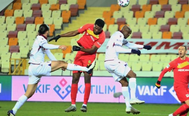 Yeni Malatya Stadında Yine Hüsran: 0-2
