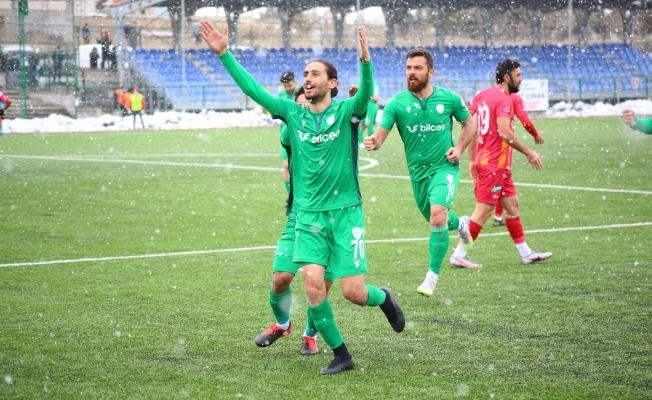 Yeşilyurt durdurulamıyor! 1-0
