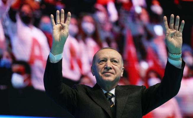 Cumhurbaşkanı Erdoğan 2023 manifestosunu ilan etti!