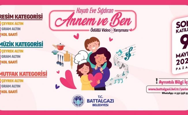 Anneler Günü'ne özel yarışma