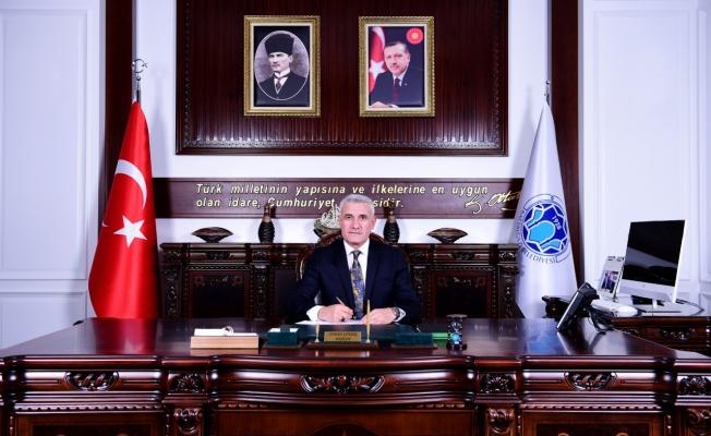 Başkan Güder'den Özal ve Fendoğlu'nu anma mesajı