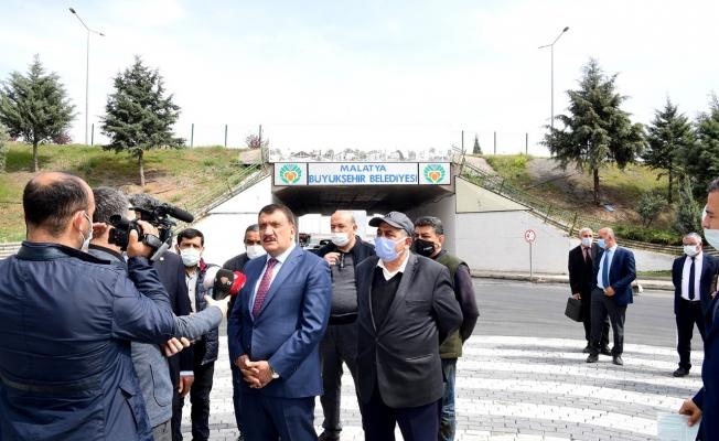 Gürkan'dan trafikte yoğunluk açıklaması