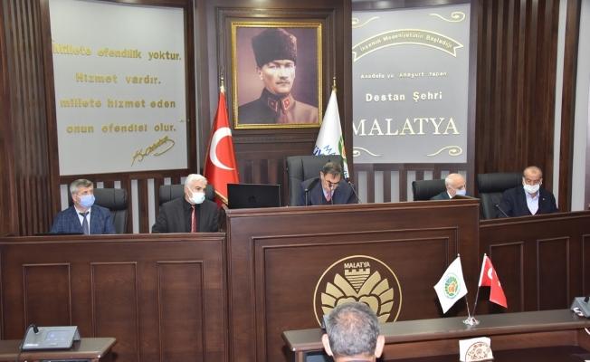 Malatya Belediyeler Birliği toplandı, Gürkan yeniden başkan seçildi