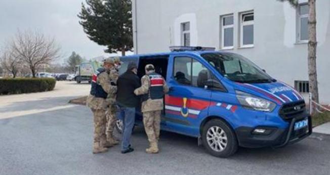 Malatya'da FETÖ/PDY'den ihraç edilen polis tutuklandı