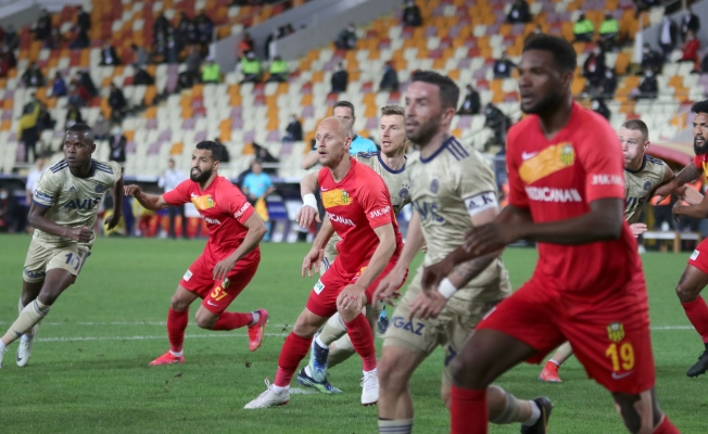 Malatya'da puanlar paylaşıldı: 1-1