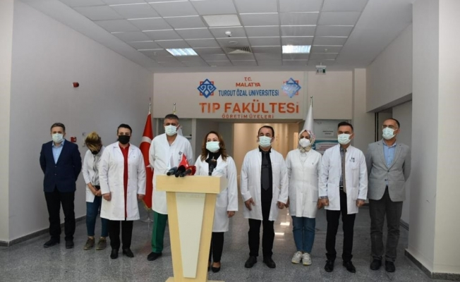 Malatya'da görevi başındaki doktor saldırıya uğradı
