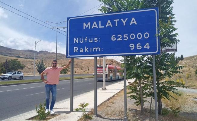 Anadolu Efesli Simon, Malatya'da!