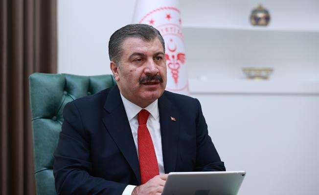 Sağlık Bakanı Koca: Şu an Delta varyantı Türkiye'de yüzde 90'ı geçti