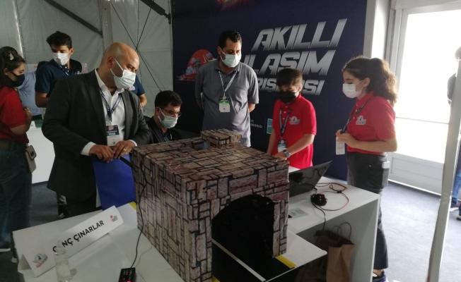 """""""Akıllı Tünel Aydınlatması Projesi"""" ile Teknofest'te iddialı"""