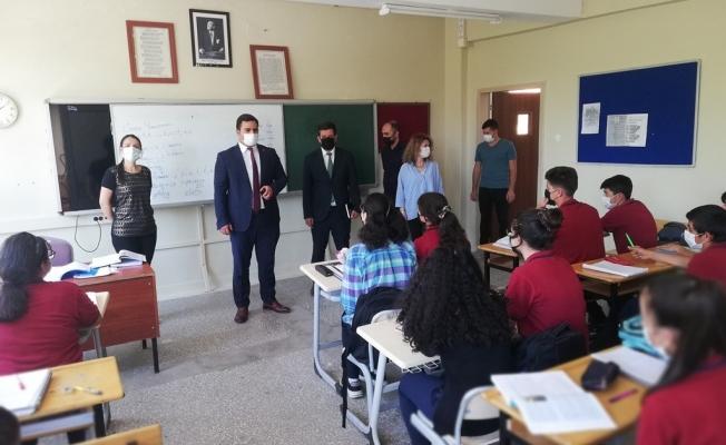 Arguvan'ın yeni Kaymakamı Ülkü işe eğitimle başladı