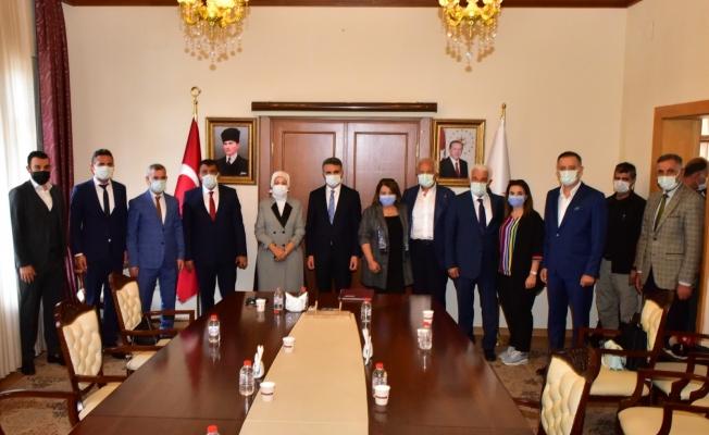 Erdoğan ailesinden Malatya'ya 24 derslikli okul