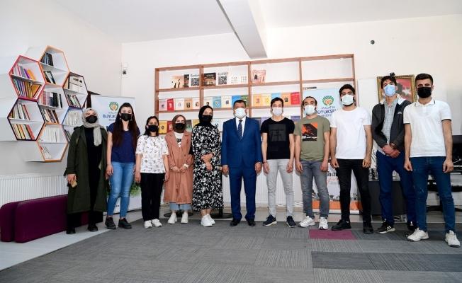 Gürkan:  İlimize gelen tüm öğrencilerimiz bizim misafirimiz