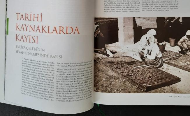 """Malatya Kitaplığı Projesinin 40.Kitabı """"Malatya Kayısısı"""" yayımlandı"""