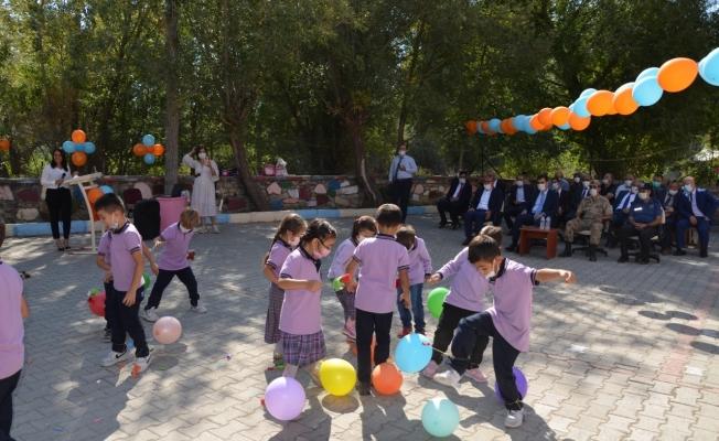 Malatya'da ilköğretim haftası törenle kutlandı