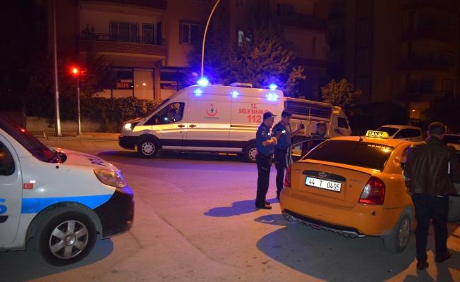 Malatya'da silahlı kavga: 2 yaralı!