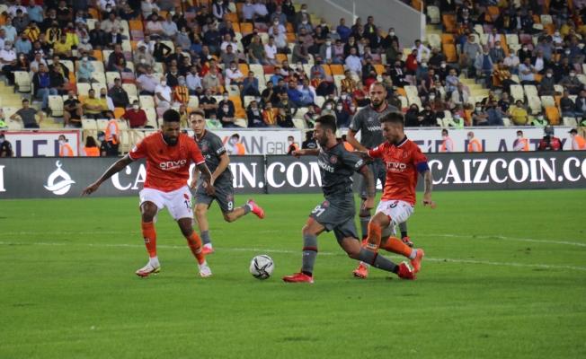 Süper Lig: Yeni Malatyaspor: 3 - Fatih Karagümrük: 4