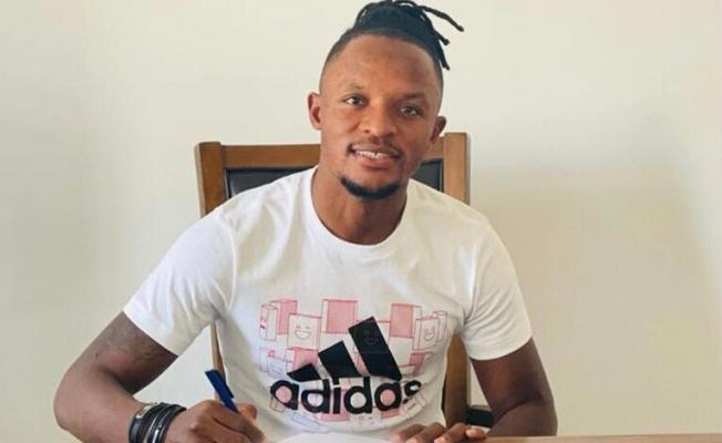 Yeni Malatyaspor, Walter Bwalya'yı kiraladı
