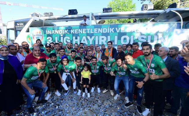 Yeşilyurt'ta 3 yılda 94 bin 405 kişi etkinliklerden faydalandı