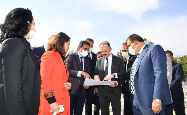 Arslantepe Höyüğü Alanına yapılacak çalışmalarla ilgili toplantı yapıldı