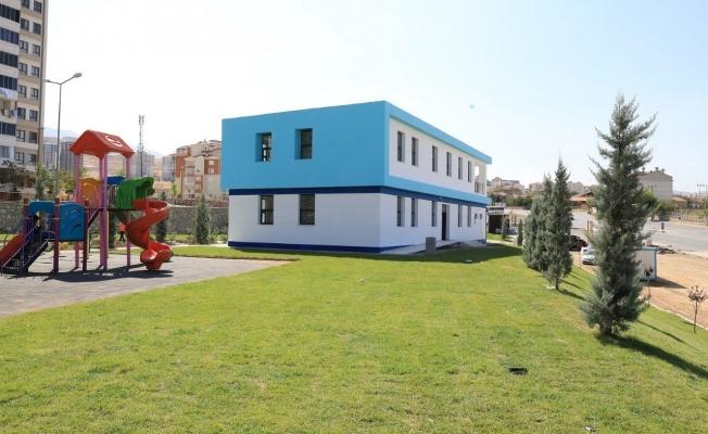 Battalgazi Semt Kütüphanesi açılış için gün sayıyor