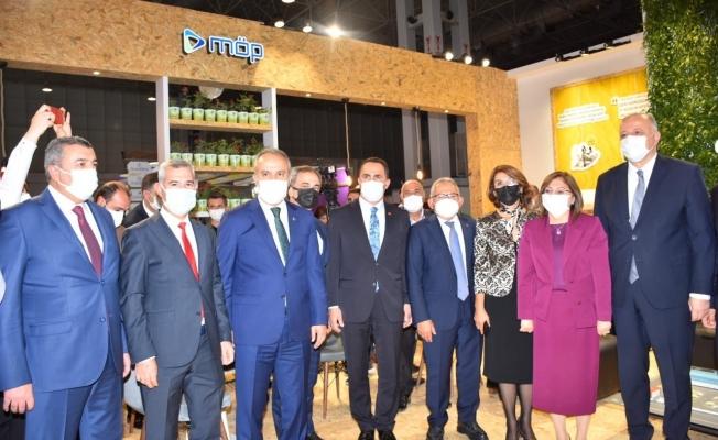 Çınar, Expobel Çevre, Şehircilik ve Teknoloji Fuarına katıldı