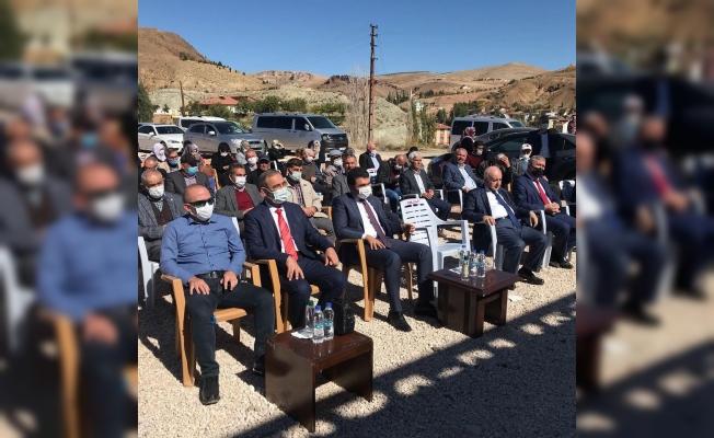 Hacı Hüseyin Akbulut Cami ve Belgizar Akbulut Kur'an Kursu'nun açılışı törenle yapıldı