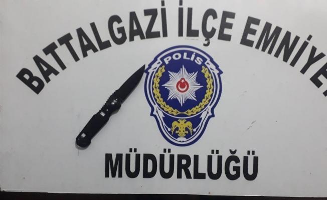 Malatya'da 1 kişiyi bıçaklayarak öldüren zanlı tutuklandı