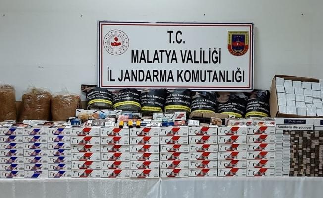 Malatya'da uyuşturucu operasyonu: 1 gözaltı