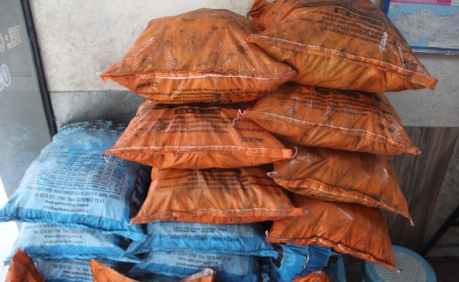 Malatya'da yakacak piyasası canlandı