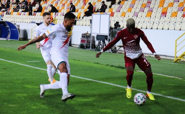 Yeni Malatyaspor ile Hatayspor, Süper Lig'de 3. randevuda
