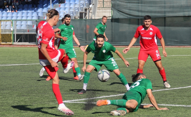 Yeşilyurt Belediyespor, 68 Aksaray Belediyesporu 3-1 mağlup etti