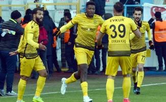 EYMS, ilk yarının son haftasında Bursaspor deplasmanında...